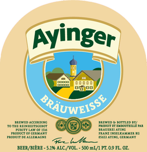 Ayinger Brauweisse