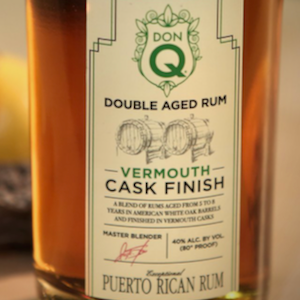 Don Q Vermouth Cask Finish Rum