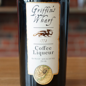 Griffin's Wharf 1773 Coffee Liqueur