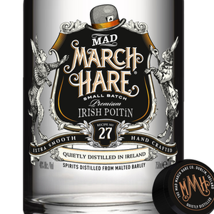 Mad March Hare Irish Poitin