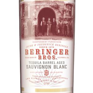 Beringer Bros. Tequila Barrel Aged Sauvignon Blanc California 2017