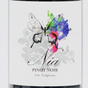 Nia Pinot Noir California 2016