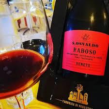 San Osvaldo Frizzante Raboso IGP Veneto
