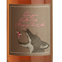 Tongue Dancer Wines Rosé of Pinot Noir