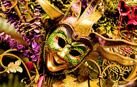 Mardi Gras is Coming