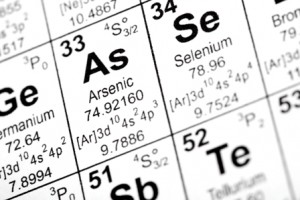 Arsenic is an Element