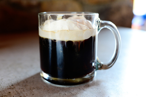 The Fancy Irish Coffee