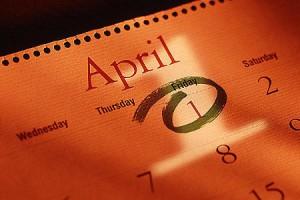 April Fools Day!
