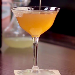 The Classic Sidecar Cocktail