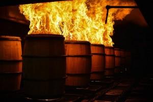 Whiskey's Essential Ingredient - Wood oka