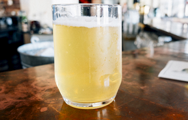 A Refreshing Shandy - A Great Beer Cocktail