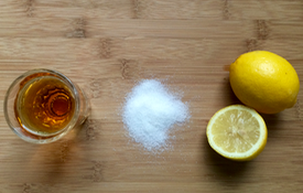 Whiskey Sour Deconstructed