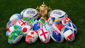 20 Nations Compete for Rugby's Biggest Prize