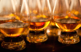 Whiskey – matured to perfection