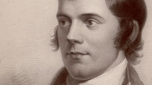 Robert Burns is well-known to Whisky lovers