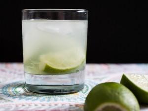 A Refreshing Caipirinha