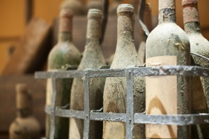 Jefferson Had a Presidential Wine Cellar