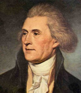 Thomas Jefferson, America's First Wine Expert