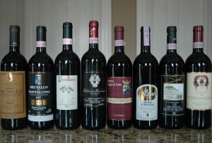 The Brunello Lineup