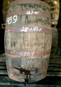 The 1989 Don Q Barrel