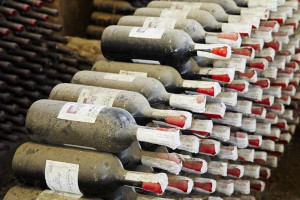 To Cellar Wines requires Patience
