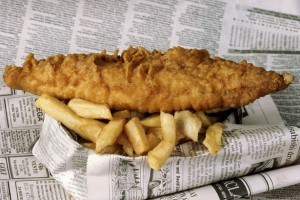 The Simple Pleasure of Fish & Chips