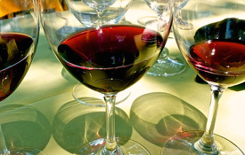 Red Wines in Summer