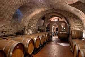 An Italian Wine Cellar