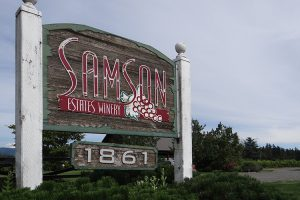 Samson Estate Wines